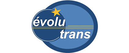 Logo évolu trans